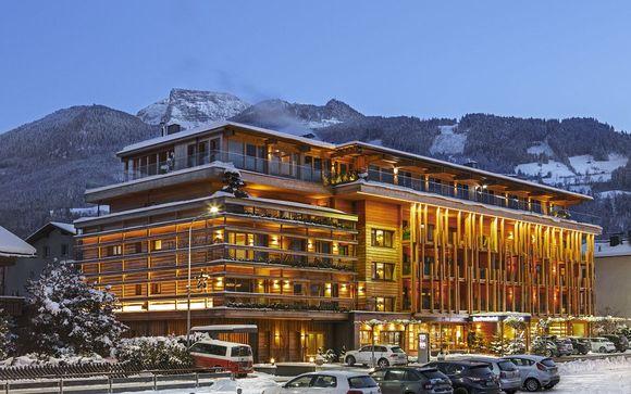 Hôtel Das Posthotel 4*