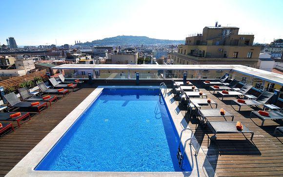 Oasis moderne en plein centre-ville - Barcelone -