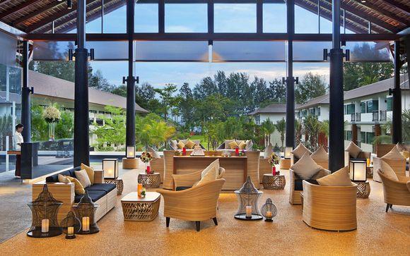 Poussez les portes de l'Hôtel Manathai Khao Lak 4*