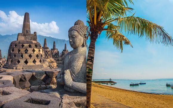 Circuit guidé Java et Bali en 8, 10 ou 12 nuits