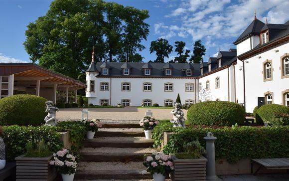 Poussez les portes du Château d'Urspelt 4*