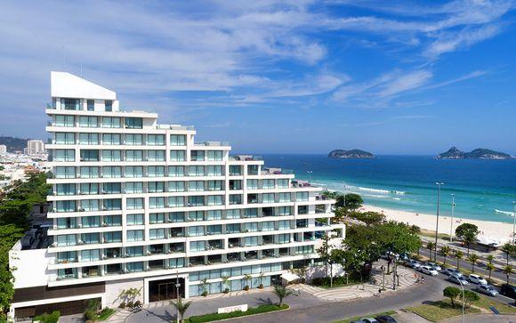 Poussez les portes de l'hôtel  LSH Lifestyle à Rio de Janeiro