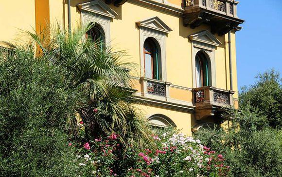 Grand hôtel & La Pace 5*