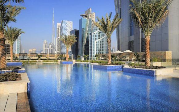 Votre stopover possible à Dubaï (offre 2)