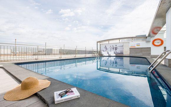 Hotel Regente Aragon 4*