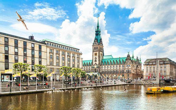 Privathotel Lindtner Hamburg 5*