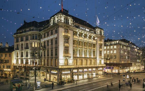 Savoy Baur en Ville 5*