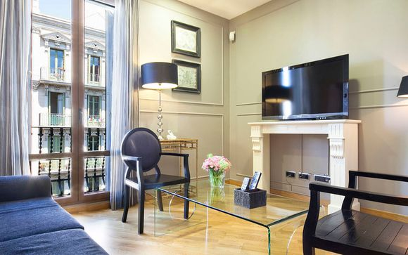 Splendom Suites - Barcellona - Fino a -70% | Voyage Privé
