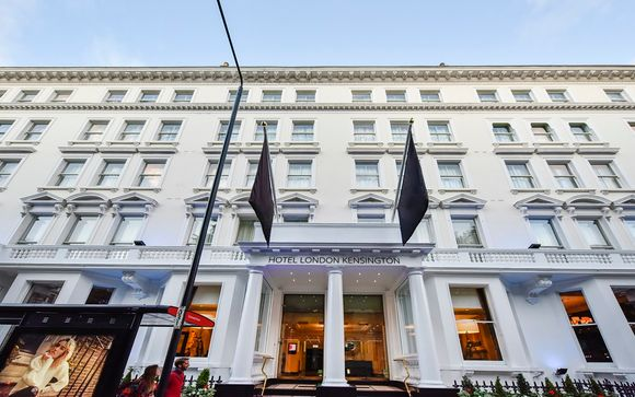 Il Hotel London Kensington by Meliá 4*