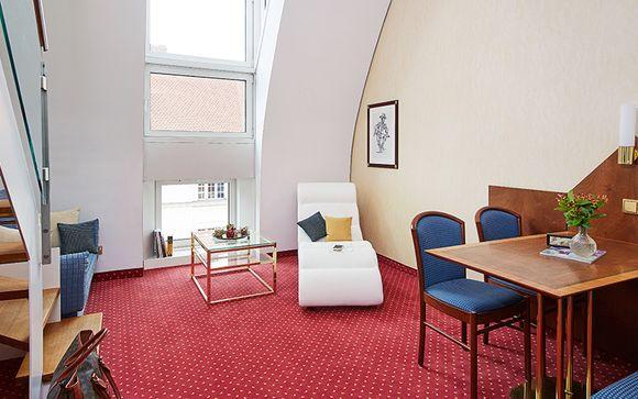 Living Hotel Prinzessin Elisabeth 4*