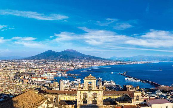 Accoglienza e comfort nel pieno centro di Napoli