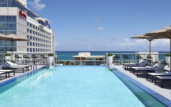 Miami - AC Hotel Miami Beach 4* o similare