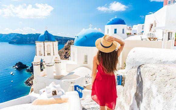 Le 4 meraviglie delle Isole Cicladi