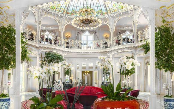 Hotel Hermitage 5*