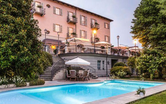 Tigliole d'Asti - Hotel Ca' Vittoria