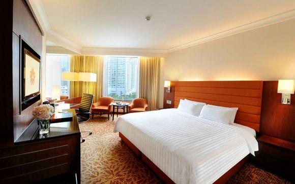 Bangkok - Hotel Rembrandt o similare