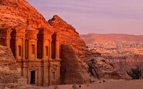 Da Amman alla piccola Petra e la magia del deserto