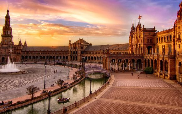 Itinerario per le partenze del 30 dicembre - Madrid, Andalusia e Toledo