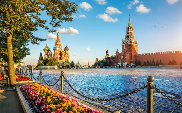 San Pietroburgo, Mosca e l'Anello d'Oro