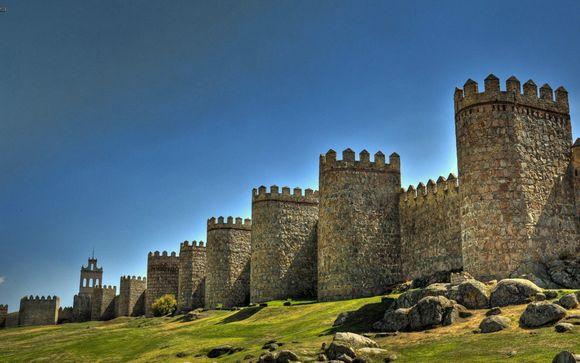 Itinerario per le partenze del 29 dicembre - Madrid e minitour della Castiglia