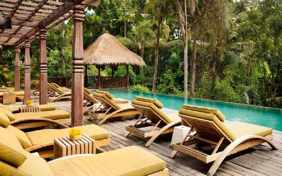 Ubud - Adiwana Resort Jembawan 4*