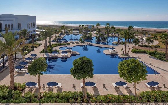 Hilton Tangier Al Houara Resort & Spa 5*