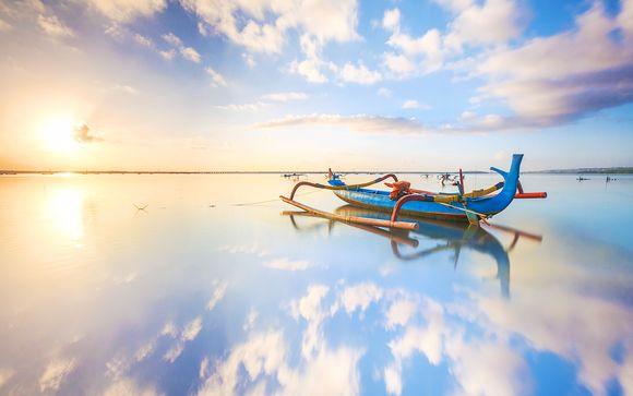 Il fascino dell'Indonesia in 4* tra spiagge e natura