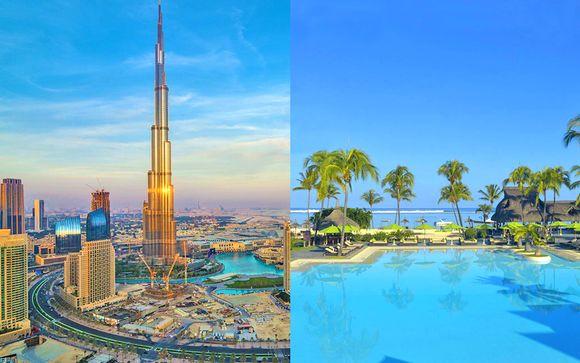 Crowne Plaza Dubai Festival City 5* & Sofitel l'Impérial Resort & Spa 5*