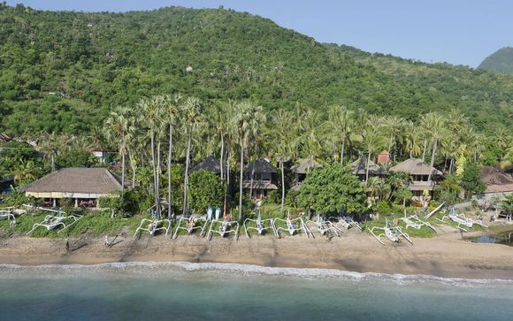 Amed - Coral View Villas