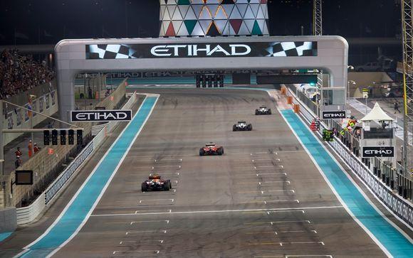 Gran Millennium Al Wahda 5* & Gran Premio F1
