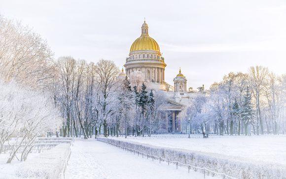 La San Pietroburgo imperiale in 4*