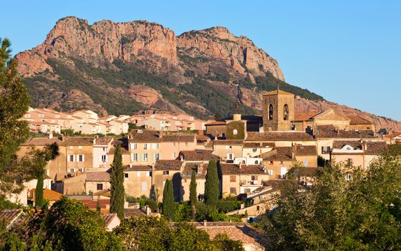 Alla scoperta di Roquebrune sur-Argens