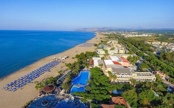 Nicolaus Club Mare Monte Beach Hotel 4*