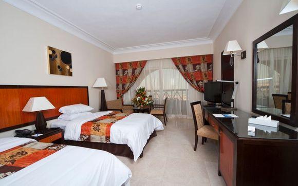 Hurghada - AMC Royal Hotel & Spa 5*