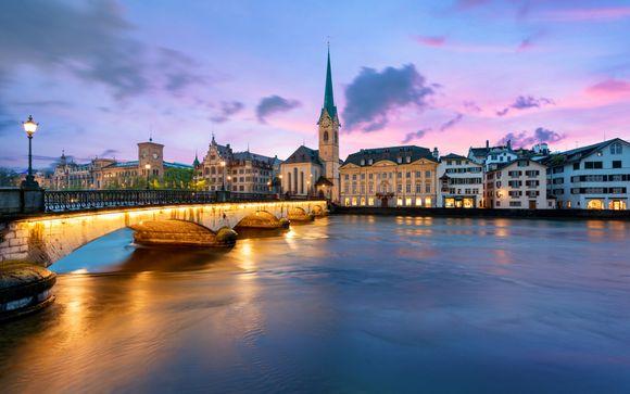 Alla scoperta di Zurigo