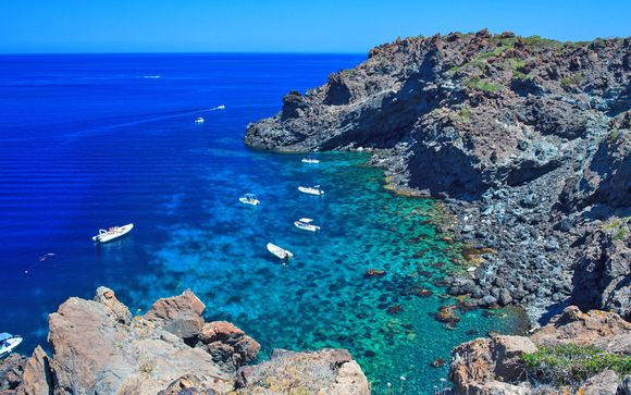 Esperienza di viaggio a Pantelleria - Dammusi Panteschi