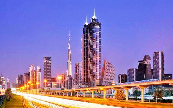 JW Marriott Marquis Dubai Hotel 5*