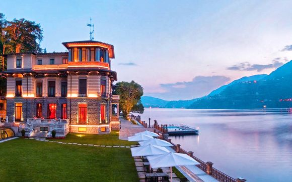 Hotel CastaDiva Resort & spa 5*