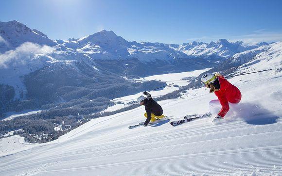Alla scoperta di Saint Moritz