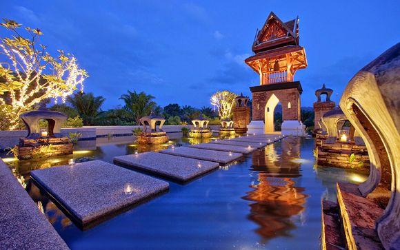 Thailandia - estensione mare a Le Méridien Khao Lak Resort & Spa 5*