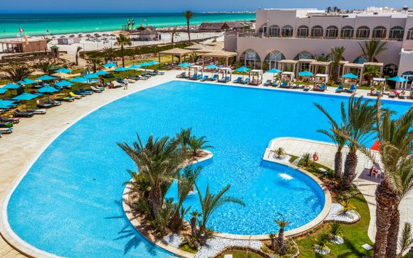 Il Sensimar Ulysse Djerba Resort & Thalasso 5* - Adults Only