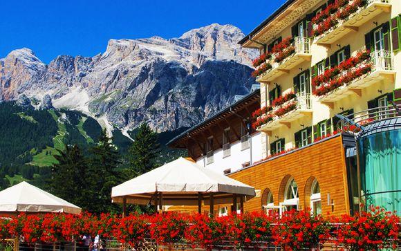 Lusso e benessere a 5* nella Regina delle Dolomiti