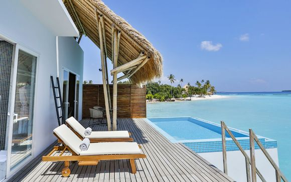 Emerald Maldives Resort & Spa 5* - Luxury Premium All Inclusive