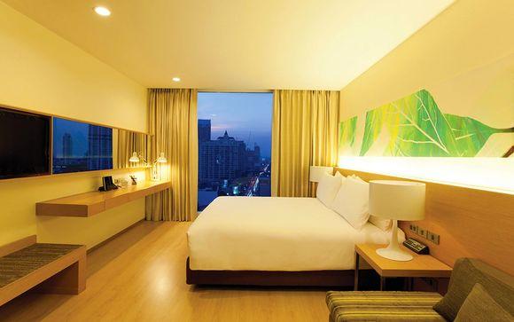 Bangkok - GLOW Pratunam 4*