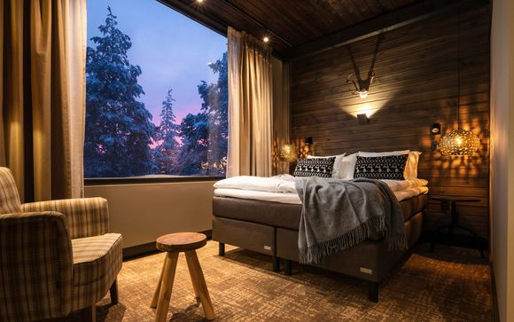 Rovaniemi - Lapland Hotel Sky Ounasvaara