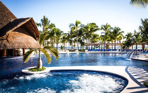 Barcelo Maya Caribe 5* & circuito Yucatan