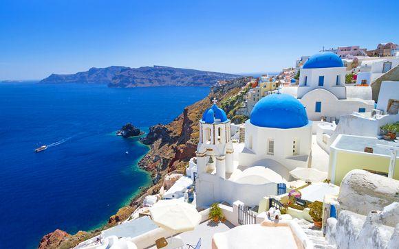 Tre perle delle Cicladi: Santorini, Paros e Ios