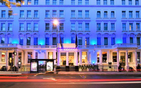 Boutique hotel 4* nel cuore di Kensington
