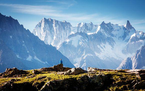 Alla scoperta di Cordon in Alta Savoia