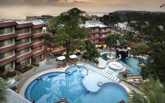 Partenze del 26 dicembre: Phuket - Chanalai Flora Resort 4*